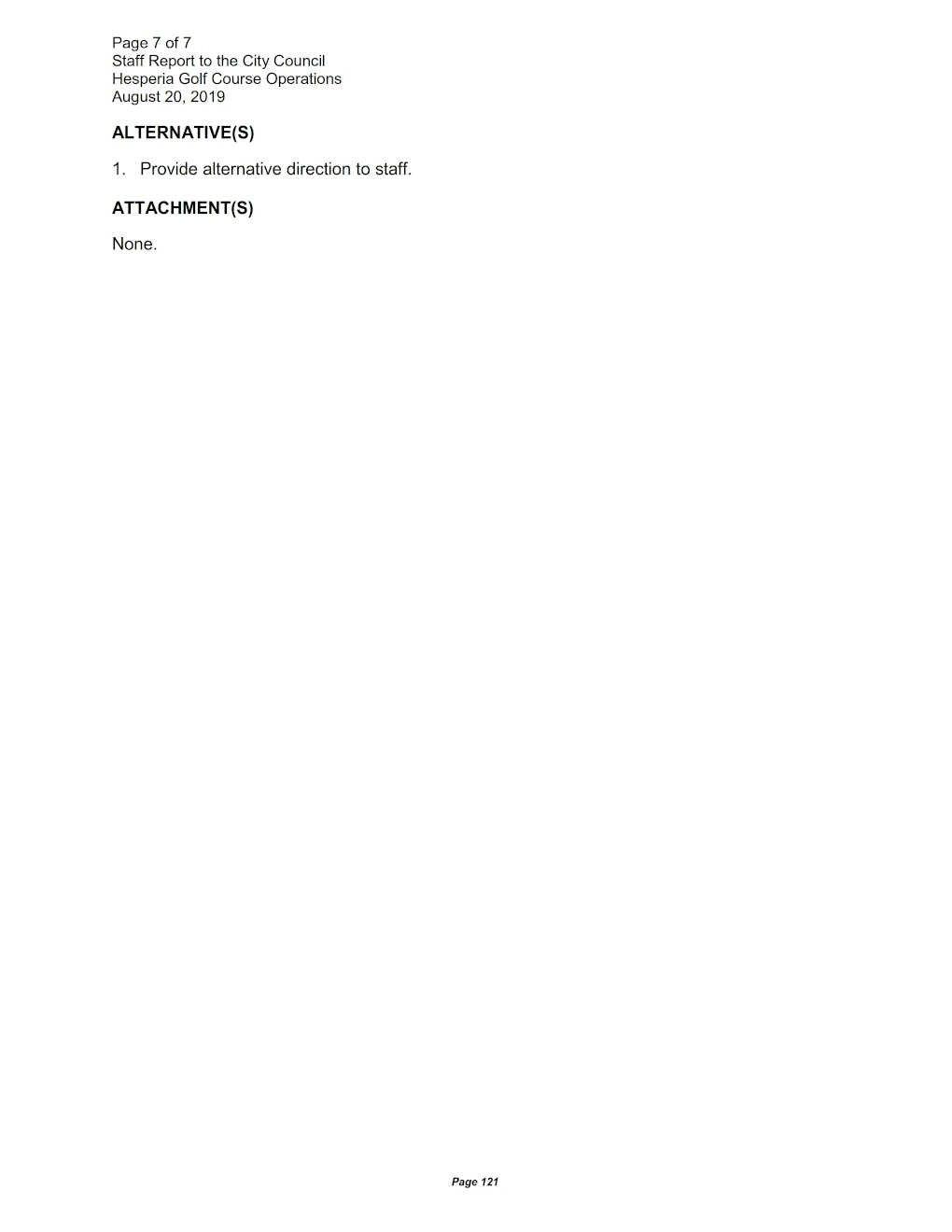 Hesperia Golf Course CFD 8-20-19 Staff Report 7