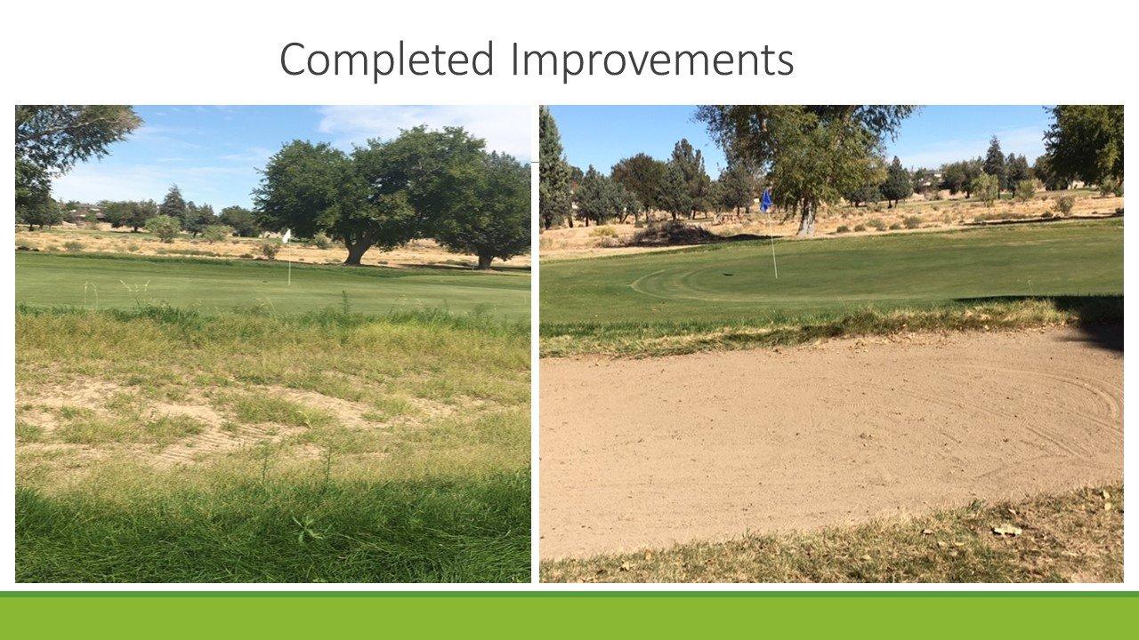 Golf Slide 2