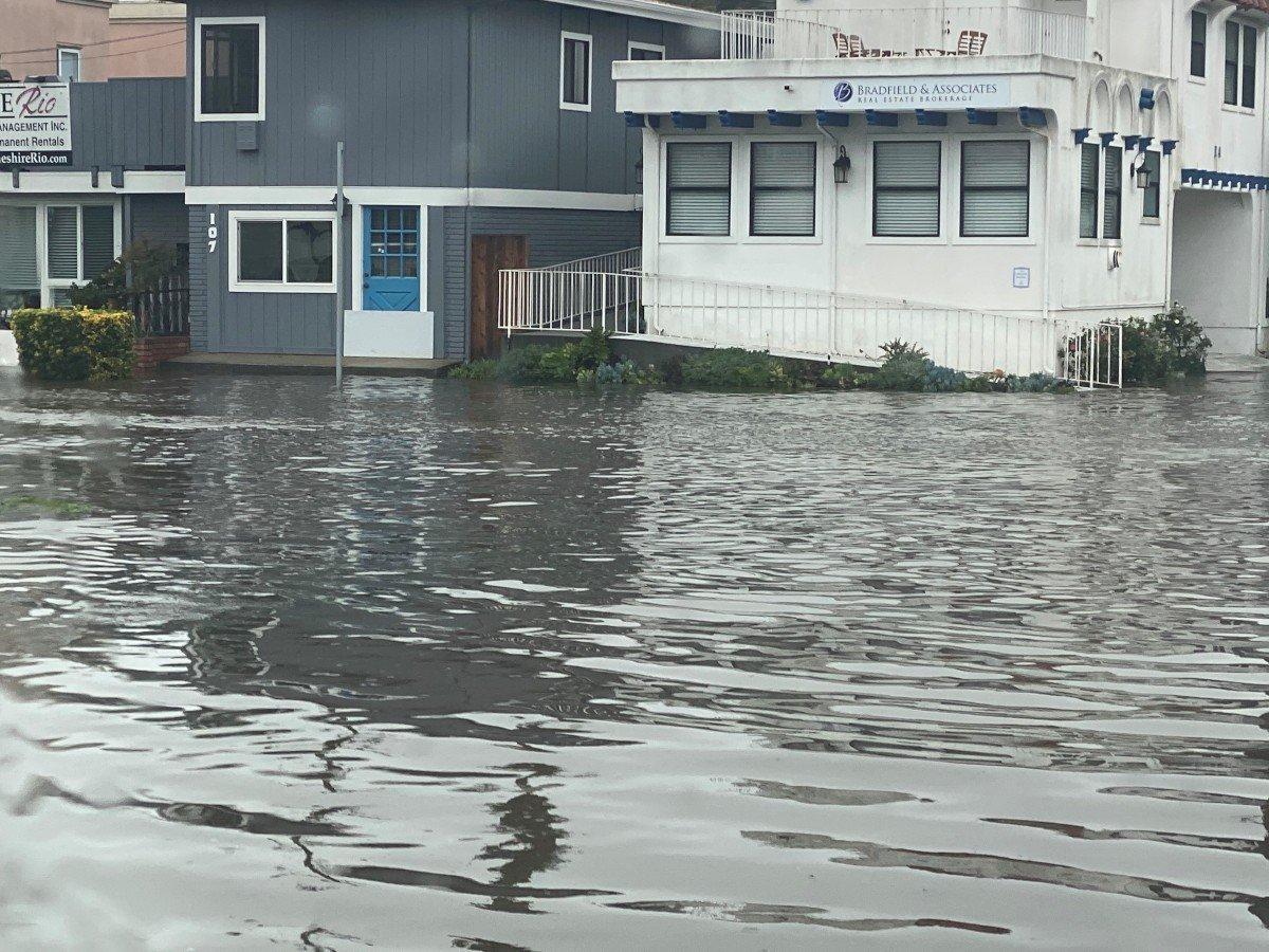 Rio Del Mar Flats Flood 1-28-2021 A