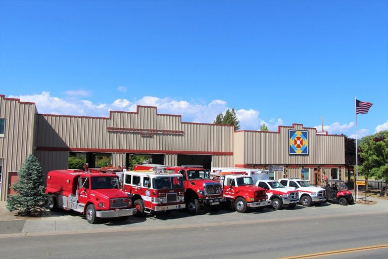 Kelseyville Fire Protection District Data
