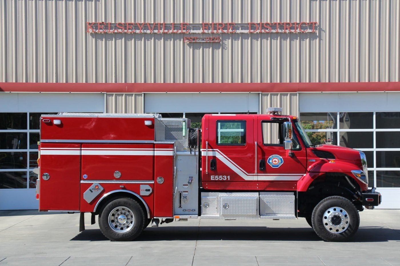 Kelseyville Fire Protection Meeting