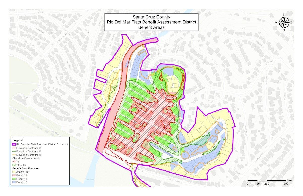Rio Del Mar Flats Area of Study 5-3-21
